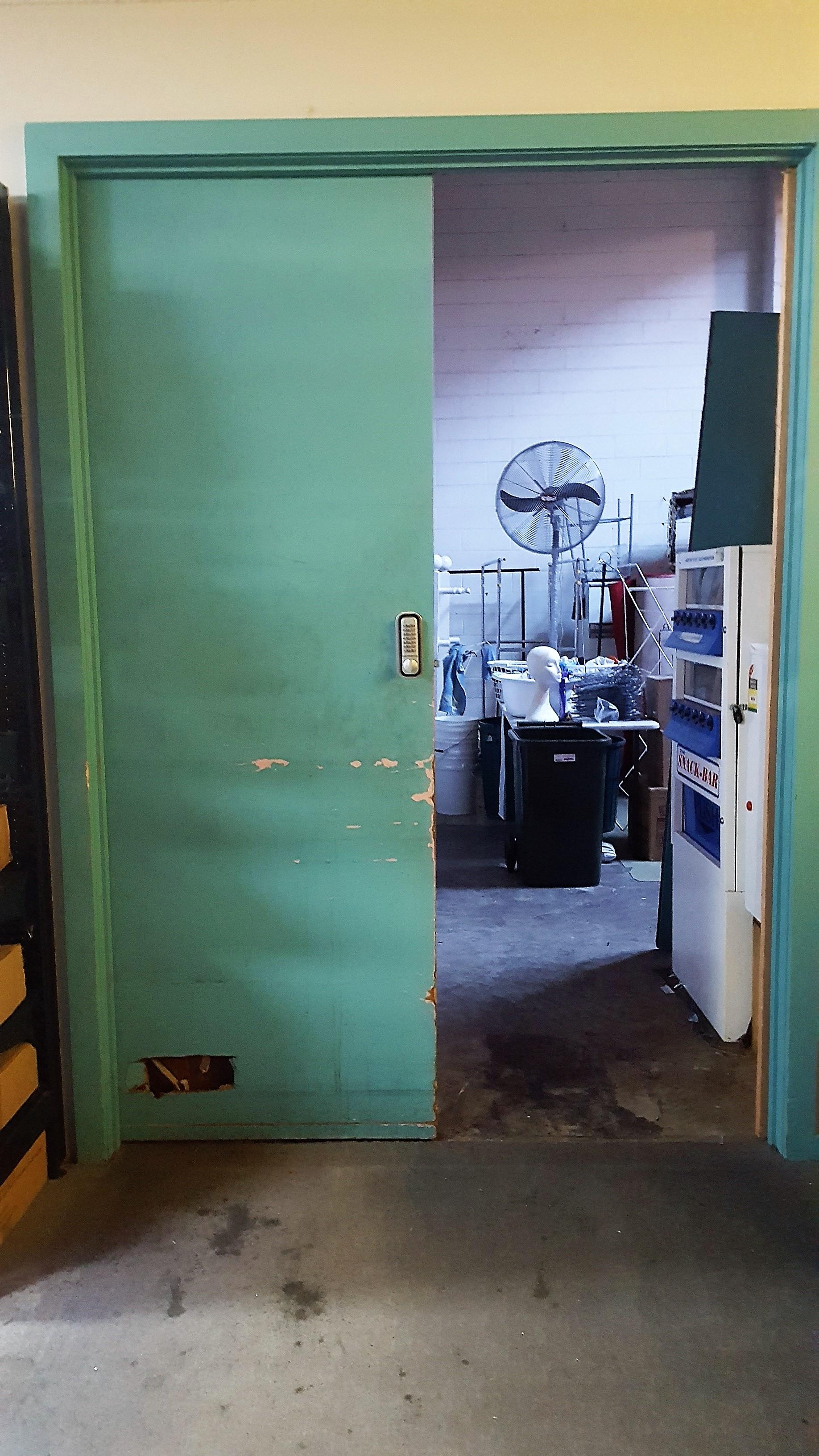 Fix broken Doors